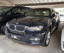 2011 BMW X6 X DRIVE 35I