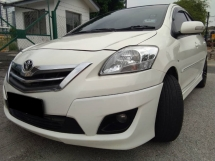 2013 TOYOTA VIOS 1.5G LIMITED (AT)/1OWNER/ ACC FREE/ FLOAN/ LOW MILEAGE