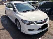 2011 HONDA CIVIC 1.8 (A) LEATHER SEAT ONE OWNER