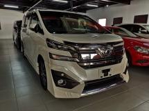 2015 TOYOTA VELLFIRE Toyota Vellfire 3.5 Executive Lounge full specs