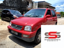 2000 PERODUA KANCIL 850 PREMIUM FULL Spec(AUTO)2000 Only 1 LADY Owner, LOW Mileage, TIPTOP, ACCIDENT-Free, DIRECT-Owner, SPORTRIM & WINDOW Control