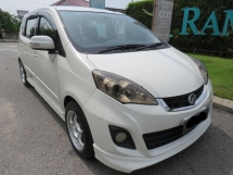 2016 PERODUA ALZA Perodua ALZA 1.5 (A) TIP TOP CONDITION