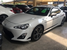 2014 TOYOTA 86 2.0 GT COUPE D4-S BLACK EDITION SPORT (RM) 129,000.00 Edit Photo