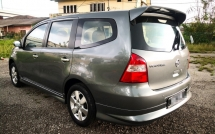 2011 NISSAN LIVINA 1.8CVTC TIPTOP CONDITION