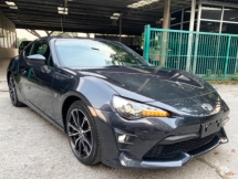 2017 TOYOTA 86 2.0 GT LIMTIED - FACELIFT MODEL - FULL SPEC - GREY - UNREGISTERED