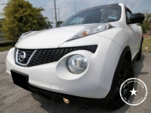 2012 NISSAN JUKE 16GT TURBO/1OWNER/FLOAN/EASY LOAN/ORIGINAL NISMO/ACCIDENT FREE