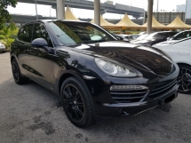 2010 PORSCHE CAYENNE 3.0 Turbo DIESEL HIGH SPEC