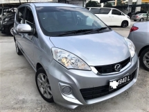 2014 PERODUA ALZA 1.5 EZ MANUAL ONE LADY OWNER CAR KING ORIGINAL CONDITION
