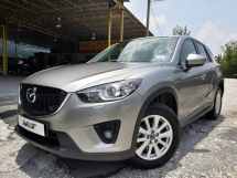 2013 MAZDA CX-5 2.0 (A) CBU SKYACTIV FULL SPEC RAYA PROMOTION PRICE.