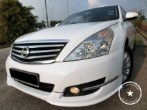 2012 NISSAN TEANA 2.5L V6 PREMIUM/1OWNER/FLOAN/EASY LOAN/LOW RATE/TIPTOP CONDITION
