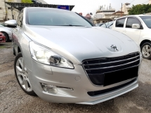 2013 PEUGEOT 508 1.6(A) PREMIUM UNDER WARRANTY UNTIL DEC2020