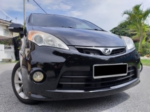 2012 PERODUA ALZA 1.5 EZI (A) 1 CAREFULL OWNER/ F.SERVICE RECORD/ 7XK ORI MILEAGE/ F-LOAN