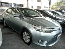 2015 TOYOTA VIOS 1.5E (AT) VVT-i  Full Service by Toyota