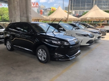 2017 TOYOTA HARRIER 2.0 3ZR-FAE 360 View Surround Camera Automatic Power Boot Auto Power Seat Intelligent Bi LED Smart Entry Push Start Button Multi Function Steering 9 Air Bag Unreg