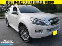 2014 ISUZU D-MAX ISUZU DMAX 3.0 MT DIESEL TURBO 4WD PIUK UP