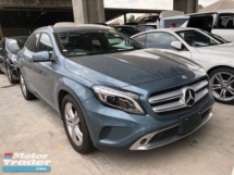 2014 MERCEDES-BENZ GLA Unreg Mercedes Benz GLA250 2.0 Turbo 4Matic Camera PowerBoot Paddle Shift 7G