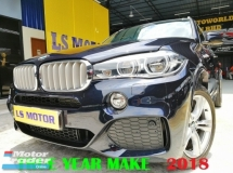 2018 BMW X5 x DRIVE 40e M SPORT -2.0 TURBO - WARRANTY TILL 2023 - 99.9% NEW CAR CONDITION - ALL ORIGINAL - ACC FREE - DATIN OWNER -REAR ENTERTAINMENT - PANAROMIC ROOF -FULL LOAN -RM0 D.PAYMENT