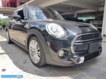 2014 MINI Cooper S 4 DOOR 2.0 TURBO (UNREG) TIP TOP