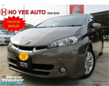 2009 TOYOTA WISH 1.8S AccFree Leather Seat