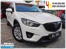 2013 MAZDA CX-5 2.0 (A) 1 LADY OWNER SKYACTIV