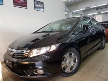 2013 HONDA CIVIC 1.5 HYBRID