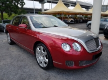 2006 BENTLEY CONTINENTAL FLYING SPUR MULLINER 6.0 W12 (A)