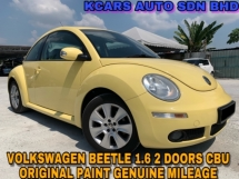 2011 VOLKSWAGEN BEETLE 1.6 FREE 1 YRS WARRANTY