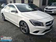 2015 MERCEDES-BENZ CLA 180 1.6cc TURBO PUSH START BUTTON KEYLESS PRE CRASH STOP SYSTEM REVERSE CAMERA SIDE MIRROR SENSOR