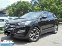 2013 HYUNDAI SANTA FE 2.2 CRDi Executive Plus Panoramic Keyless PushStart NAVI GoPro LikeNEW