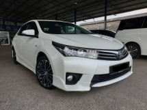 2014 TOYOTA COROLLA ALTIS 2.0 V GOOD CONDITION ACC FREE CRAZY SALES
