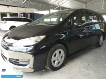 2016 TOYOTA WISH 1.8X spec & s spec