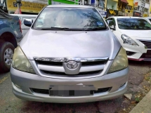 2007 TOYOTA INNOVA 2.0G (AT)