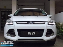 2013 FORD KUGA Titanium plus