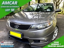 2011 NAZA FORTE 2.0 SX (A) ENHANCED PREMIUM 1 OWNER SALE