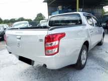 2015 MITSUBISHI TRITON 2.5 LITE (M) NO OFF ROAD, LOW MILEAGE