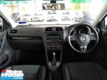 2012 VOLKSWAGEN GOLF 1.4 TSI Auto MK6 Sport Daylight Model