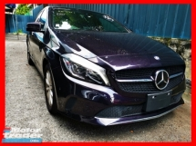 2016 MERCEDES-BENZ A-CLASS A180 SE NEW FACELIFT - UNREG - FULL SPEC