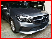 2016 MERCEDES-BENZ A-CLASS A180 NEW FACELIFT - FULL SPEC - UNREGISTERED