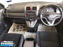 2009 HONDA CR-V Honda CR-V 2.0 AT ONE OWNER TIPTOP CONDITION