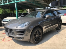2014 PORSCHE MACAN S 3.0 ACTUAL YEAR MAKE 2014 LOCAL AP NO HIDDEN CHARGES