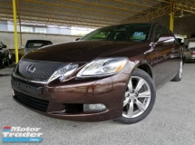 2011 LEXUS GS300 3.0 (A) V6 FULL SPEC GOOD CONDITION PROMOTION PRICE