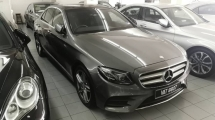 2017 MERCEDES-BENZ E-CLASS E350e AMG PLUG IN ACTUAL YEAR MAKE WARRANTY TILL 2021 NO HIDDEN CHARGES