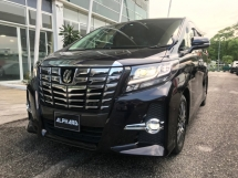 2016 TOYOTA ALPHARD SC Edition BEST RAYA PROMOTION LOWEST PRICE IN MARKET CALL ME FOR MORE INFORMATION