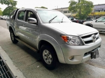 2006 TOYOTA HILUX DOUBLE CAB 2.5G (AT)