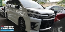 2015 TOYOTA VOXY ZS 2.0 / 2 PWR DOOR / PUSH START / TIPTOP CONDITION / READY STOCK