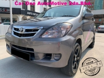 2008 TOYOTA AVANZA Toyota AVANZA 1.3 E (M) FACELIFT,ORI BODY PAINT @@@ Free Test Drive @@@ @@@ Cash Deal Car Price Only 15,800!!!!@@@ Still Wait? Call Us Right Now @@@