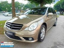 2008 MERCEDES-BENZ R-CLASS R280L 3.0 MPV *IMPORT BARU, 7 SEATER MPV*