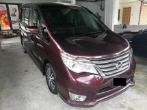 2016 NISSAN SERENA HIGHWAY STAR HYBRID TIP TOP CONDITION