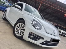 2017 VOLKSWAGEN BEETLE 1200L TIP TOP CONDITION