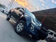 2017 ISUZU D-MAX 2.5L 4X4 DOUBLE CAB TIP TOP CONDITION